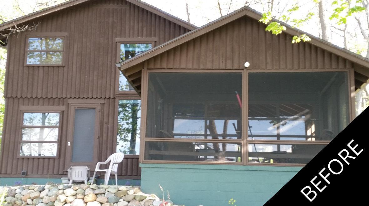 Cottage Remodel Before D1