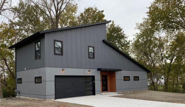 2018 Contemporary New Construction